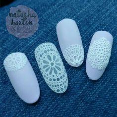 Lace paste