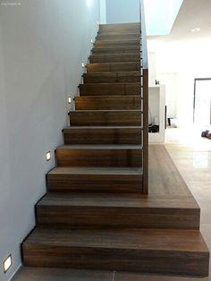 Holztreppe by #smgtreppen #treppenbau #holztreppen #glasgeländer #stahltreppen #berlin #treppe #stairs #escaleras #interior