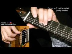 Happy Birthday: easy guitar TAB, chords - GuitarNick.com