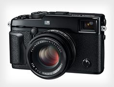 Fujifilm's X-Pro2 is a Retro 24.3MP X-Trans Mirrorless with a New Hybrid Viewfinder