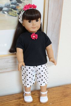 American Girl Doll and 18 inch Doll Clothes by Sariahsdollcloset, $15.00