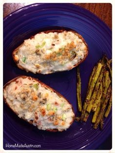 Home Made Austin: Twice Baked Potatoes: My May learning Kelsey Nixon's Kitchen Confidence