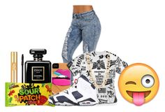 """Supposed to Be!!"" by pinkswagg15 ❤ liked on Polyvore"