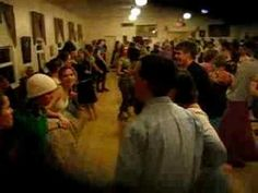 Montpelier, VT Contra Dance. Great dancers, great bands, great callers.  Band is Beeswax Sheepskin  Dec. 2006 or Jan. 2007