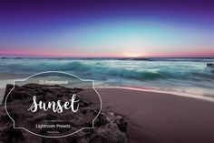 Sunset Lr Presets by FaeryDesign on Business Brochure, Business Card Logo, Professional Lightroom Presets, Creative Sketches, Paint Markers, Pencil Illustration, Watercolor And Ink, Painting & Drawing, Free Design