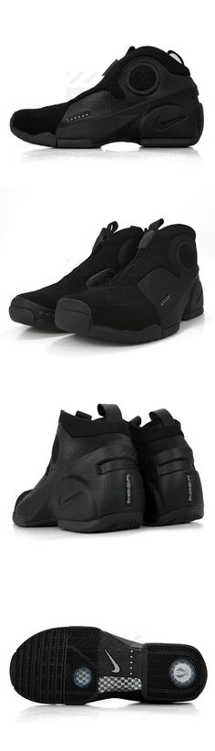 Nike Air Flightposite II LE Black Available