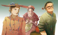 Fairy Oak-The Pollimon family