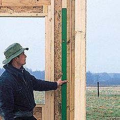 Conseils et étapes d'une construction bois How To Plan, Wood, Aide, Extensions, Villa, Container, House, Log Homes, Build Your House