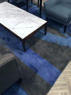 Brush stroke rug... South Africa