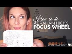 Focus on it and you'll attract it. The Focus Wheel helps you transform negative feelings so you can attract what you desire. Focus Wheel, Meditation, Abraham Hicks Quotes, Affirmation Cards, Spiritual Health, Law Of Attraction, Self Help, Words Quotes, Life Lessons