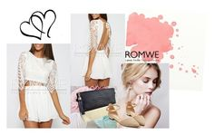 """""""ROMWE II-7"""" by denisa-kulanic ❤ liked on Polyvore featuring women's clothing, women's fashion, women, female, woman, misses and juniors"""