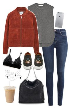 """""""Untitled #1734"""" by deleanorr-inspired ❤ liked on Polyvore featuring H&M, Alexander Wang, MANGO, Givenchy, STELLA McCARTNEY, Ted Baker, women's clothing, women's fashion, women and female"""