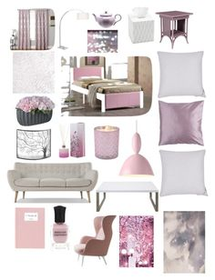 """""""Untitled #4"""" by iboeije ❤ liked on Polyvore featuring interior, interiors, interior design, home, home decor, interior decorating, Hillsdale Furniture, Brink & Campman, Softline and Harrods"""