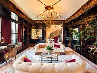Inside Tommy Hilfiger's $80M Plush Duplex Plaza Penthouse - Celebrity Real Estate - Curbed NY