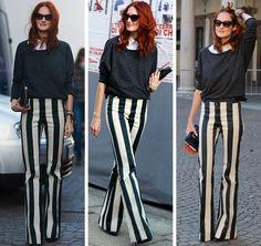 Find striped pants at GoJane