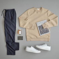men's fashion suits for business wardrob men's fashion recommended items style inspiration men's awesome hairstyles made leather women's shoes bags . Mens Casual Dress Outfits, Stylish Mens Outfits, Fashion Outfits, Stylish Clothes, Fashion Tips, Men Fashion Show, Mens Fashion, Look Man, Outfit Grid
