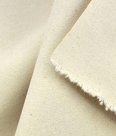 #10 Natural Cotton Duck Fabric   OnlineFabricStore.net