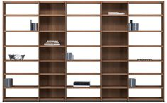 Meda wall systems - customized wall systems and bookcases from BoConcept Wall Storage Systems, Shelving Systems, Cabinet Furniture, Home Furniture, Furniture Design, Boconcept, Shelving Racks, Open Shelving, Medan