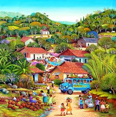 The Weekend Market by Fausto Perez