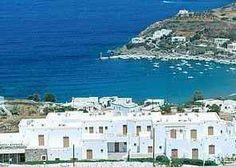 apollo hotel kini beach syros cyclades greece hotel apollon