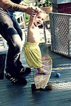 Longboard Baby