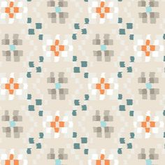 Crochetting Clouds  WAN-13304 - WANDERER by April Rhodes - Art Gallery Fabrics  - By the Yard