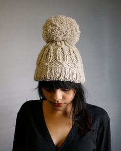 (。●́‿●̀。) Here are chunky knit beanies for your most beautiful self in 2015 Thanksgiving day - Fashion Blog