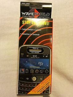 Waveshield 1000 Cell Phone Protection- NEW in box