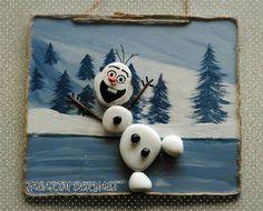 Kardan Adam Yapsak Senle   Do You Want to Build a Snowman  ⛄❄⛄❄⛄❄⛄❄⛄❄⛄❄⛄❄ #taşboyama #kardanadam #snowman #frozen #elsa #olaf #anna #stonepainting #rockpainting #art #hobi #artist #paint #painting #artwork #handmade #color #colorful #myart #tasarim #stoneart #tasboyama #drawing #sanat #instagram #instaart #instaartist #creative #illustration #gununkaresi
