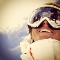 Sarah Burke... What a beautiful smile DO WHAT MAKES YOUR SOUL SHINE