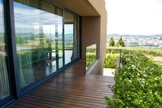Residential Design José António Andrade Interiors Portugal Portugal, Windows, Interiors, Landscape, Interior Design, Continents, Haus, Design Interiors, Interieur