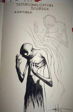 Mentally Ill Art