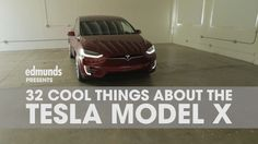 32 Cool Things About the Tesla Model X - YouTube-- family sized vehicle ;)