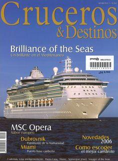 Cruceros & Destinos no 1 (2006) - no 16 (2008)