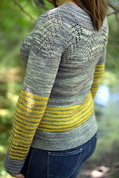 from the Interpretations collection, Ravelry: Make Space pattern by Veera Välimäki,