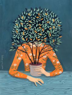Helena Perez Garcia_Design & Illustration: