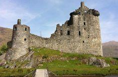 Kilchurn Castle: Uncovering a Scotland Gem