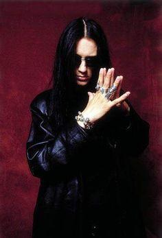 The 69 Eyes promo - 2000 Chaos Lord, Rain Fashion, Gothic Men, Goth Guys, Sisters Of Mercy, Purple Rain, Boyfriend Material, Hard Rock, Beautiful Creatures