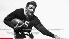 Slingin' Sammy Baugh - Texas High School Football Hall of Fame Show Texas High School Football, Football Hall Of Fame, Sports, Sport