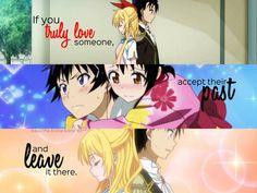 #Anime #Quote Nisekoi