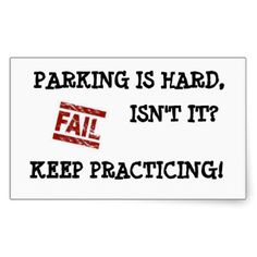 14 best bad parking business cards images on pinterest bad bad parking gifts t shirts art posters other gift ideas colourmoves