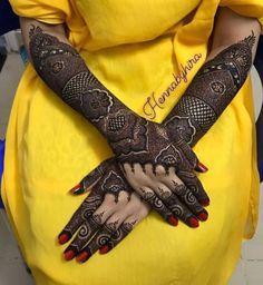 Stylish mehndi designs for hand - The Handmade Crafts Kashee's Mehndi Designs, Stylish Mehndi Designs, Mehndi Designs For Hands, Kashees Mehndi, Bridal Mehndi, Menhdi Design, K Ring, Handmade Crafts, Blouse Designs