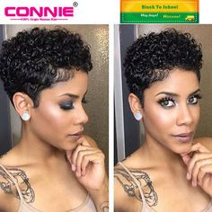 Lots of celebrities these days sport short curly hair styles, but some of them really stand out. When we think of curly short hair, the image of AnnaLynne Short Natural Haircuts, Natural Hair Cuts, Natural Curls, Natural Hair Styles, Short Curly Styles, Short Curly Hair, Short Hair Cuts, Curly Hair Styles, Curly Perm