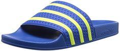 back to basics adidas Originals Men's Adilette Slide Sandal