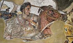 Alexander III of Macedon (20/21 July 356 BC – 10/11 June 323 BC), commonly known as Alexander the Great (Greek: Ἀλέξανδρος ὁ Μέγας, Aléxandros ho Mégas Koine Greek: [a.lék.san.dros ho mé.gas]), was a king (basileus) of the ancient Greek kingdom of Macedon[a] and a member of the Argead dynasty. He was born in Pella in 356 BC and succeeded his father Philip II to the throne at the age of twenty. He spent most of his ruling years on an unprecedented military campaign through Asia and northeast…