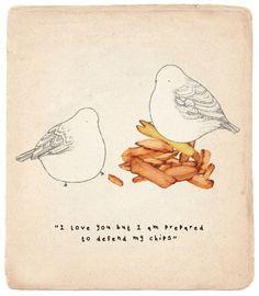 my chips.