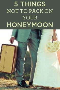 Brides and Grooms, take note! 5 things to leave behind on your honeymoon {Photo by Anjuli}