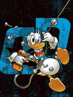 Donald Duck - Mickey Mouse/DuckTales (comic/animated television show) Disney Best Friends, Mickey Mouse And Friends, Mickey Minnie Mouse, Disney Mickey, Disney Art, Disney Pixar, Disney Duck, Disney Love, Disney Frozen