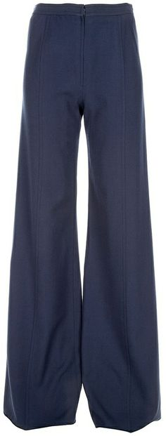 Ungaro Vintage Wide-leg trouser on shopstyle.com