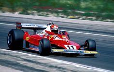Ferrari 312 T2, 1977 World Champion Niki Lauda